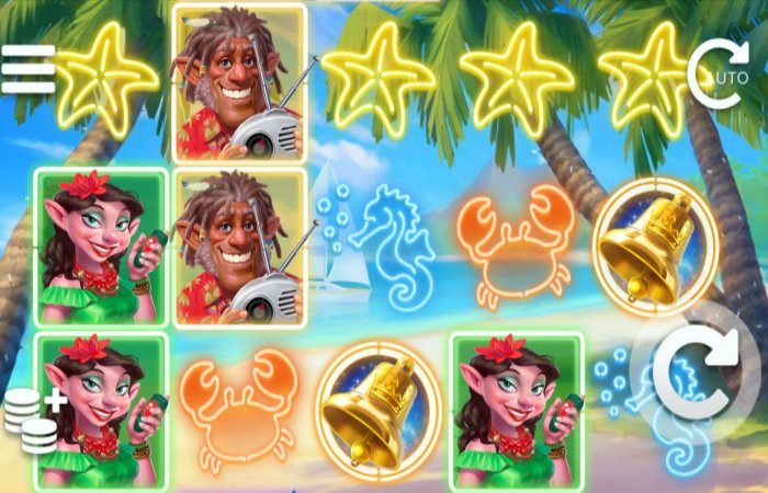 Play Sam On The Beach Online Slot For Free