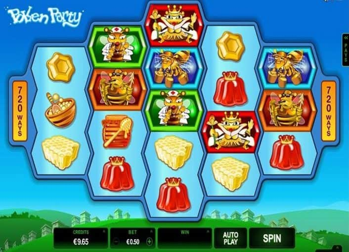 Play Pollen Party Online Slot For Free