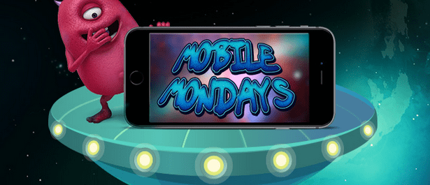 Mobile Mondays - 70% Match Bonus At AstralBet Casino!