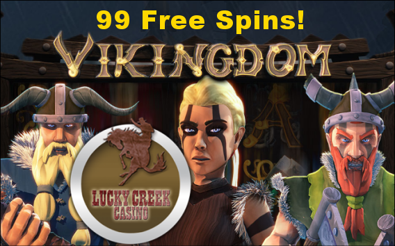 Lucky Creek Casino Free Spins.